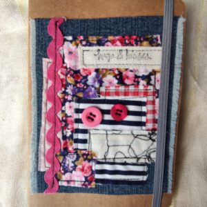 Notitieboekje 'Hugs and Kisses'