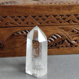 Bergkristal punt middel