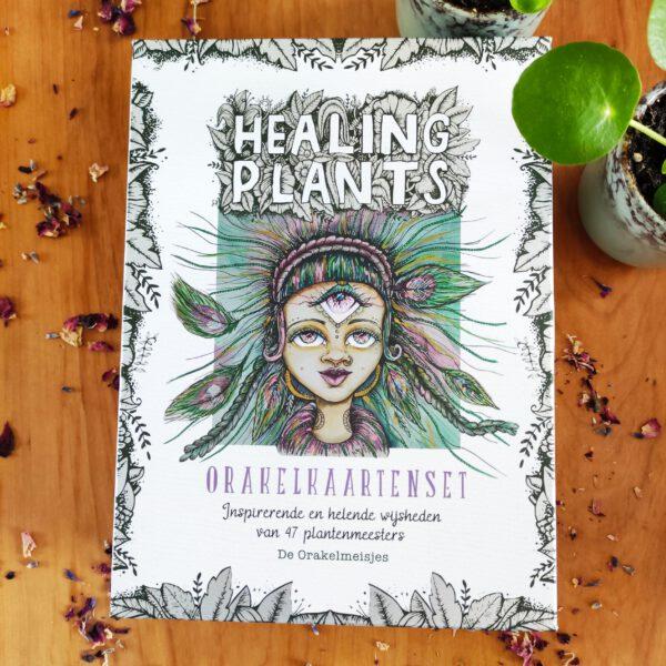 Orakel kaartendeck Healing Plants